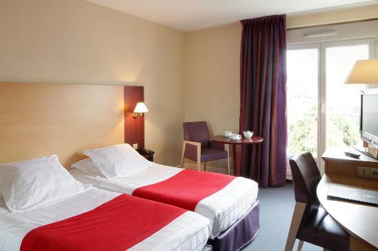 Best Western Hotel Lafayette: chambre twin