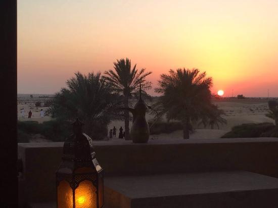 best sunset view in the desert picture of bab al shams desert rh tripadvisor com sg
