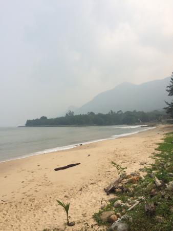 Damai Beach Resort: Damai beach October 2015