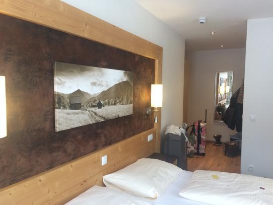 Foto de Hotel Garni Bergdiamant