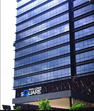 Paya Lebar Square Retail