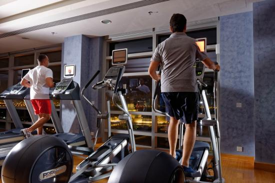 Fraser Suites Doha: Gym