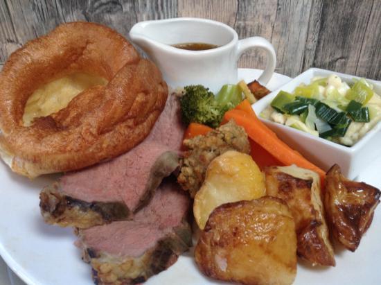 Uppingham, UK: Sunday Lunch