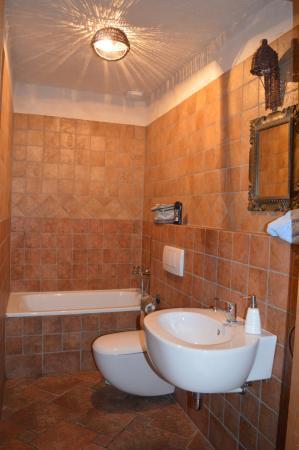 Ruciane-Nida, Polska: łazienka