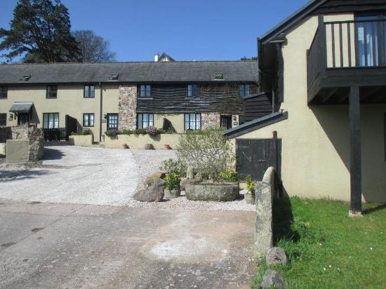 courtyard cottages picture of higher holcombe farm holiday rh tripadvisor co za