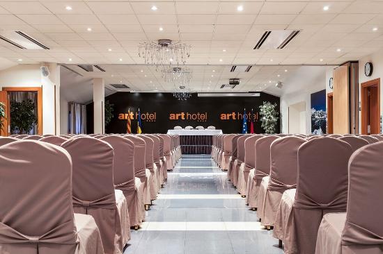 Hotel Acta Arthotel: Sala