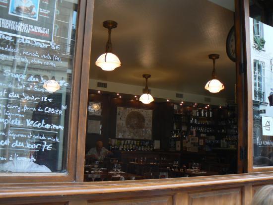 Philosophes Restaurant Paris