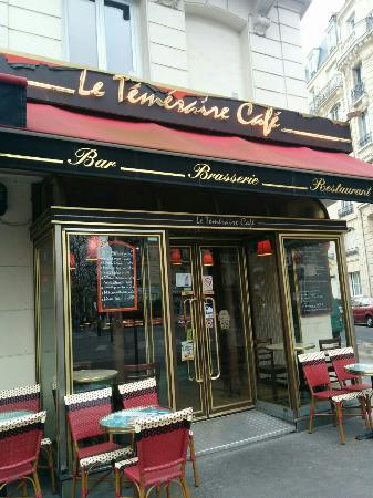 Le Temeraire Cafe