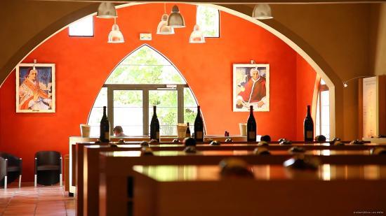 Chateauneuf-du-Pape, Francia: La Boutique Ogier 2