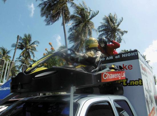 Samui Go Kart Photo