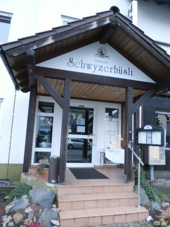 Schwyzerhusli