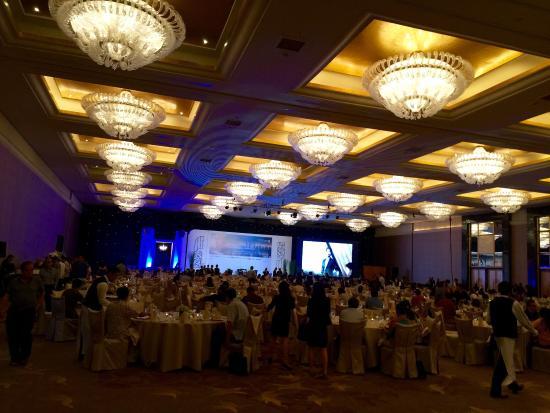 Hotel Mulia Senayan, Jakarta: Wonderful ballroom