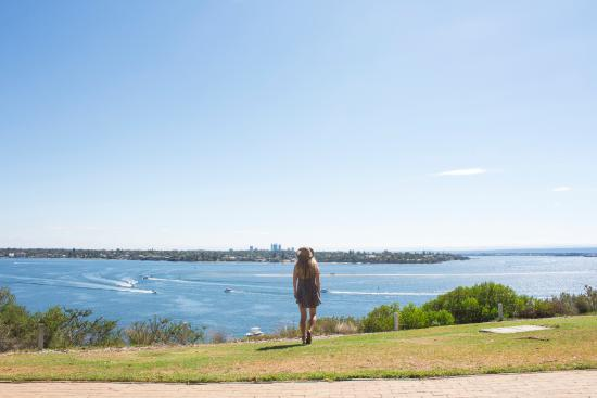 Mosman Park, Australien: One of the best views of Perth #MosmanParkLookout