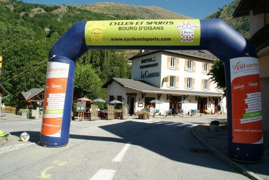 Le Freney d'Oisans, Frankrig: Oisans col series