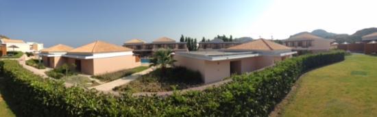 La Marquise Luxury Resort Complex: Yleis näkymä hotellista