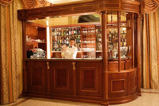 Humboldt Park Hotel & Spa : bar