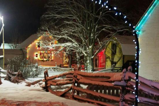 Drummondville, Канада: Le Village Québécois d'Antan