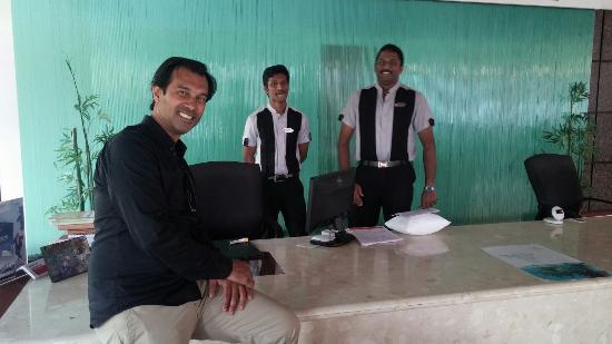 Kumbalam, Ινδία: Relaxing holiday