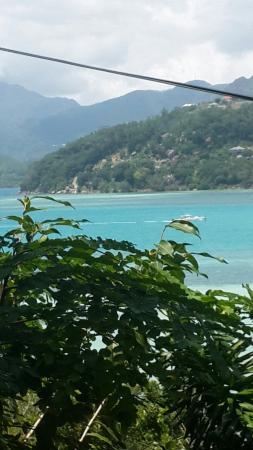 Mahé, Seychellerna: Spiaggia  Anse a la Mouche