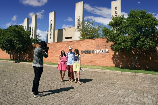 Afrique du Sud : Apartheid Museum