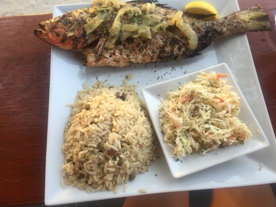 Island Harbour, Anguilla: Simply amazing and delicious !