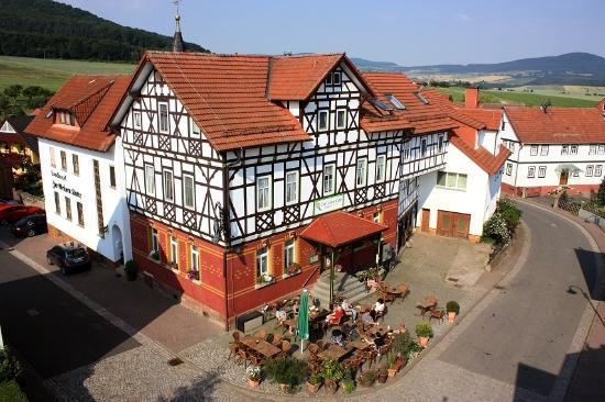 Urnshausen, Niemcy: Landhotel Zur Grünen Kutte