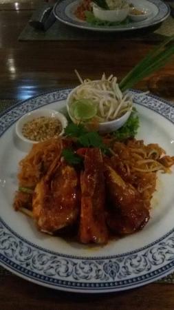 Sea Sun Sand Resort & Spa: Pad Thai with seafood