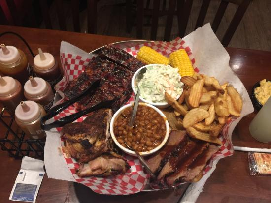 feast for 2 picture of famous dave s barbeque fort myers rh tripadvisor com