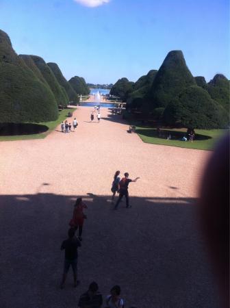 Leominster, UK: Hampton Court Palace