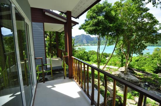 Ko Phi Phi Le, Tailandia: sabai seaview