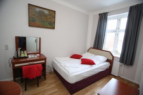 Hotel Skandia: Dobbeltværelse