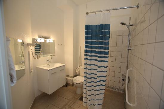 Hotel Skandia: Badeværelse Dobbeltværelse