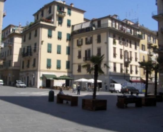 Piazzetta Del Bastione