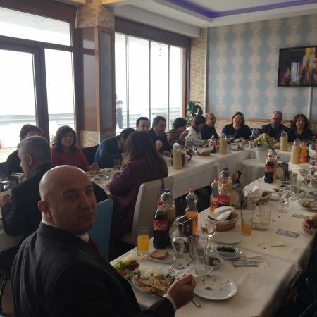 Mudanya, Tyrkia: Deniz Gulu Balik