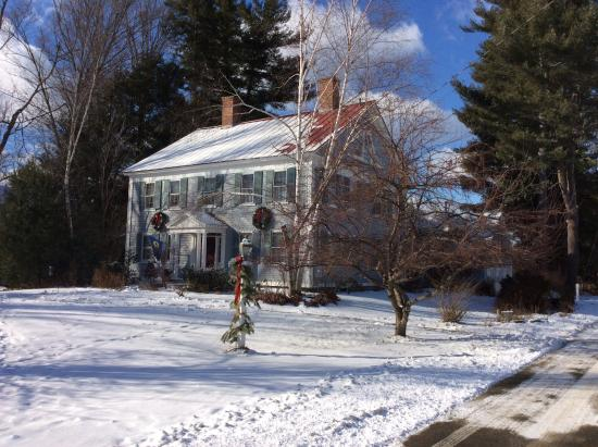 Northfield, MA: Perfectly country B and B