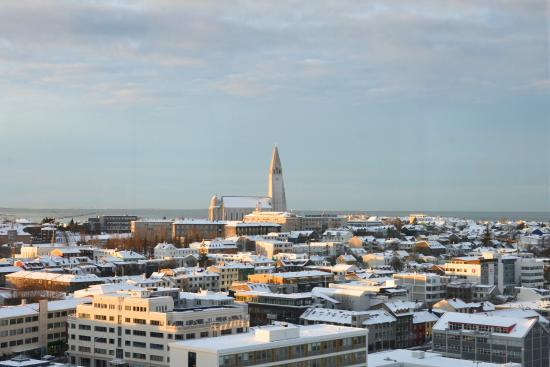 Window View - Fosshotel Reykjavik Photo