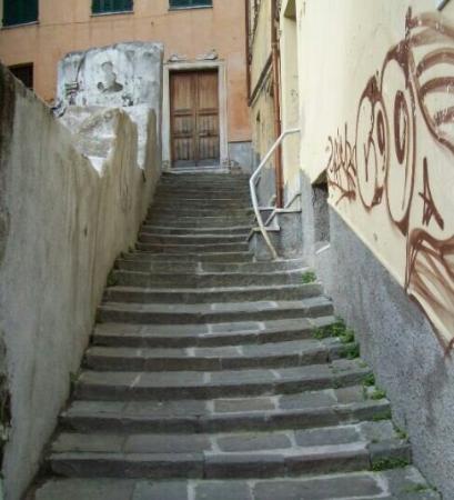 Le Scalinate - La Spezia