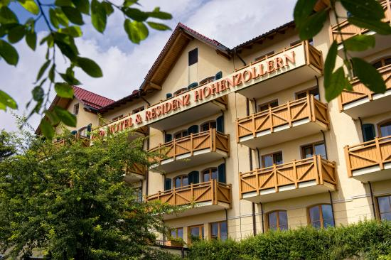 Hotel & Residenz Hohenzollern