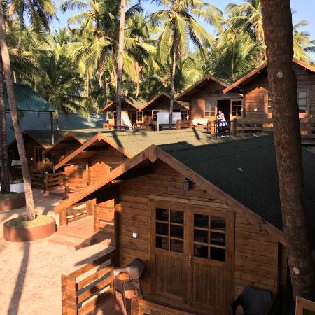 Marron Sea View Resort: Exterior