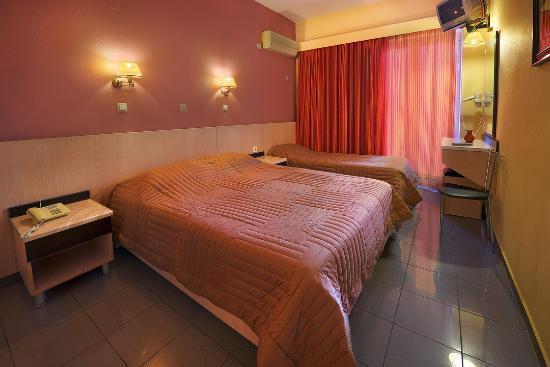 Paritsa Hotel: Double room