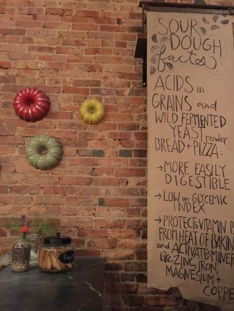 Foto de Talula's Pizza