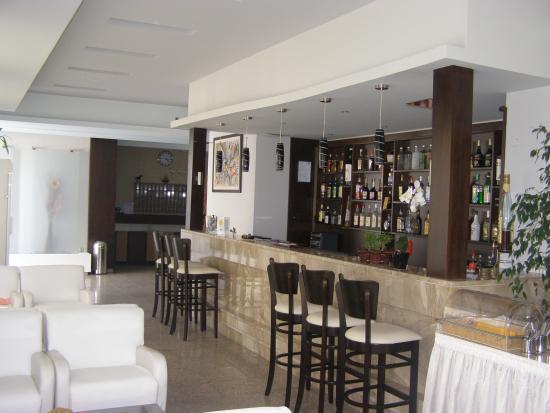 Paritsa Hotel: Bar