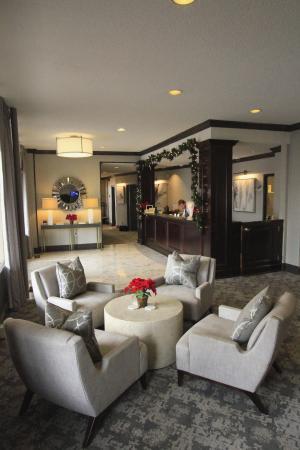 Bethesda Court Hotel: Lobby