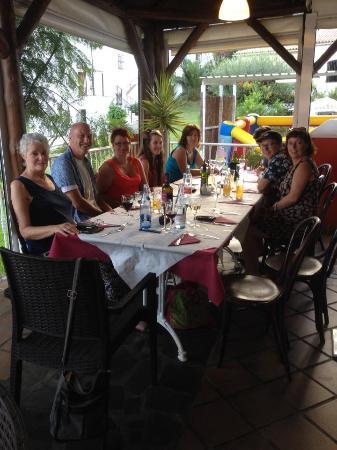 Burriana Restaurant: Dinner and Flamenco at Restaurante Burrianna, Calle Fillipinas, Nerja
