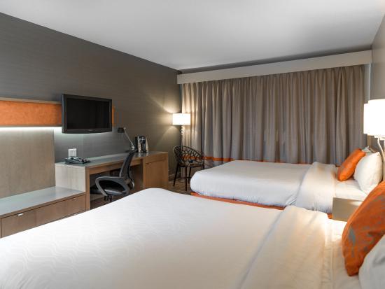 Hotel Cofortel: Chambre 2 lits Queen