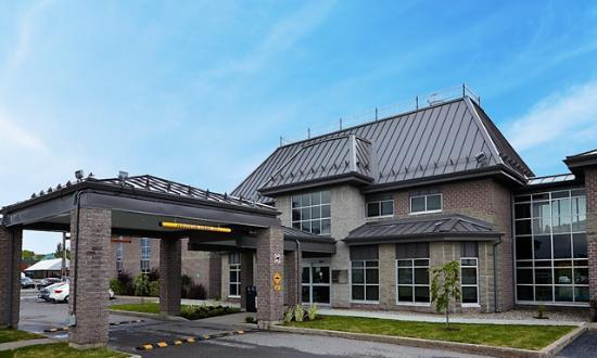 Hotel Quebec Boul Hamel