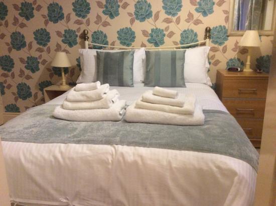 Askrigg, UK: DOUBLE EN SUITE BATHROOM