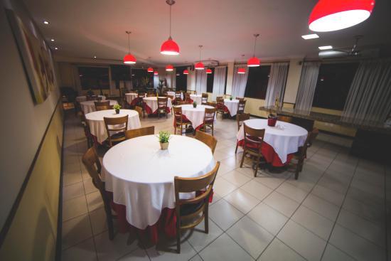 Teofilo Otoni, MG: Restaurante