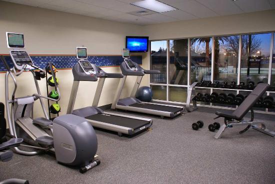 Suisun City, CA: Fitness Room