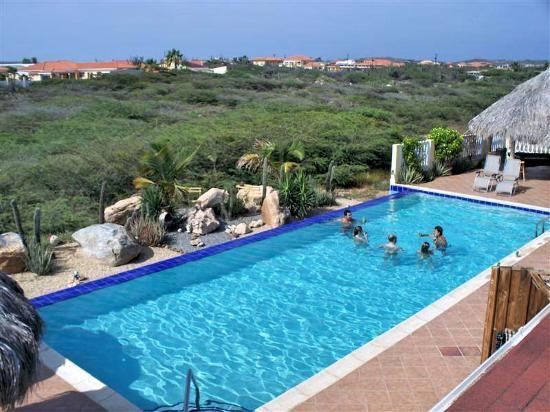 Aruba Cunucu Residence: Pool
